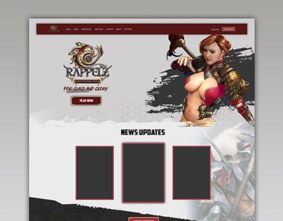 Rappelz Proposed Design