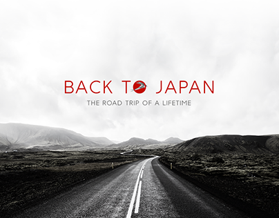 BACK TO JAPAN - LTEAM. Web site.