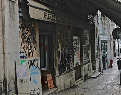 Urban Graffiti (Lisbon II)