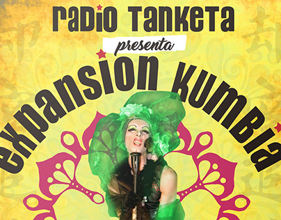 Poster promocional Radio Tanketa - Teatro Variedades