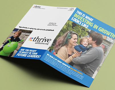 Thrive - Capital Campaign