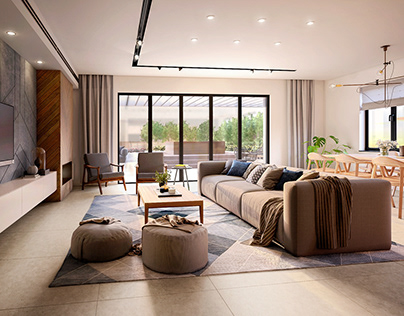 Penthouse Apartment in Petah Tikva, Israel