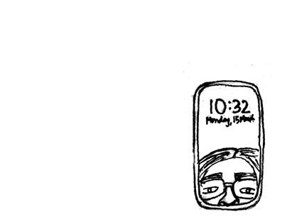 phone lockscreen