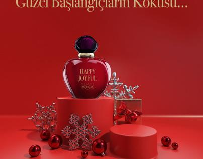 Happy Joyful New Year Perfume