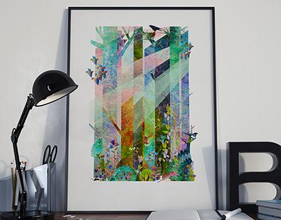 poster / illustration
