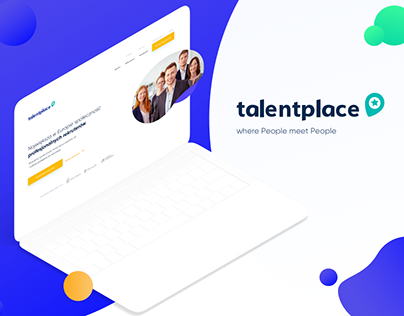 Talent Place - UX & UI Design
