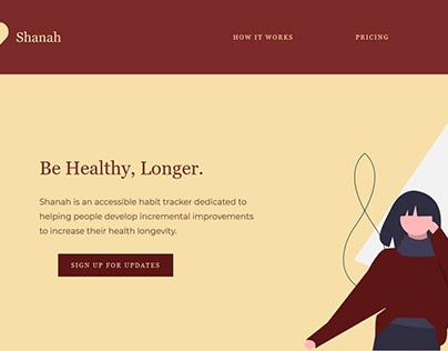 Shanah v1.0 Design