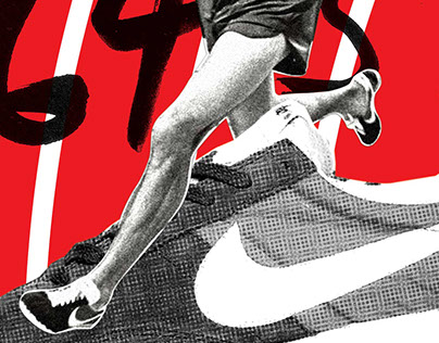 Shoe Dog by Phil Knight Nike posters