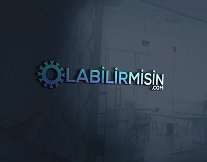 olabilirmisin.com logo tasarımı