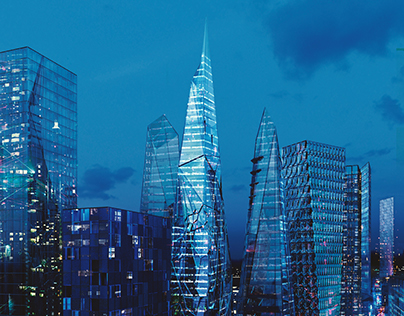 Concept skyscrapers 3
