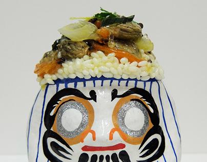 深川丼だるま/FUKAGAWA DON DARUMA