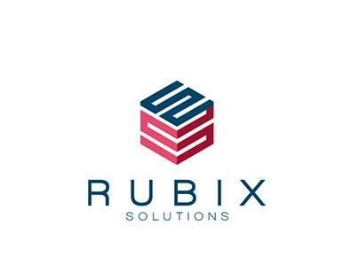 Logo design for Rubix Solutions