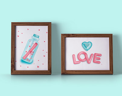 Love Collection - Illustration