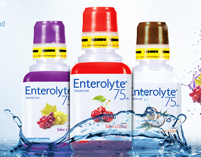 Enterolyte 75 - Campaign Advertising