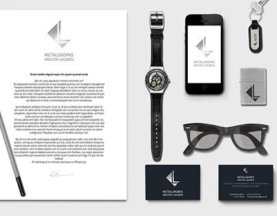 "Corporate Design | Logo Design ""METALLWORKS"""