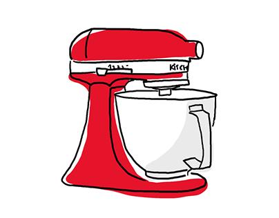 KitchenAid Mini Moments