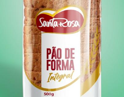 packaging design bread