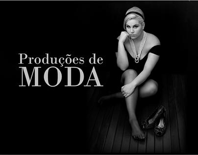 Produções de Moda