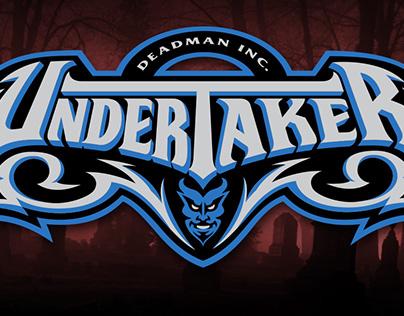 Brand Identity for WWE Personality Undertaker
