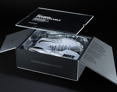 Nike Football Untouchable Packaging