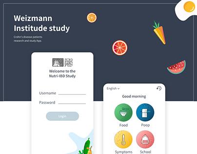 Weizmann institude study