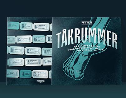 Tåkrummer Album Design