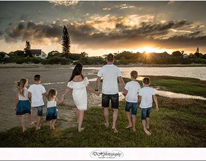Jeffrey's Bay Family Photographer
