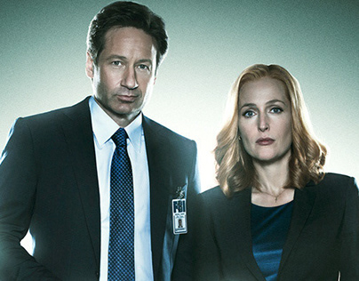 The X-Files (Pitch work/2016)