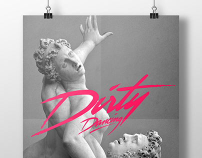 """Dirty"" Poster"