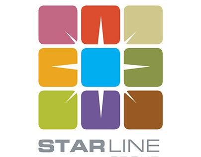 Starline Group Brand Launch Collateral