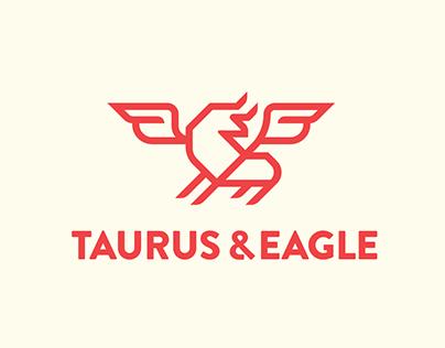 Taurus & Eagle: Logo