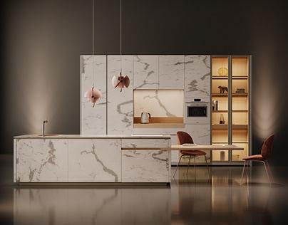 CONCORD kitchen for ELNOVA