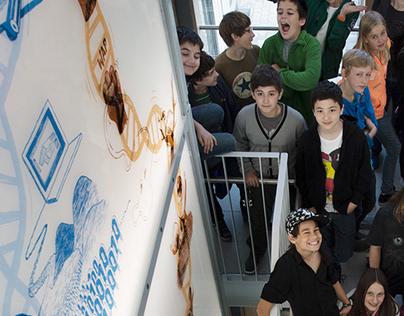 Schools never out - Art in Publinc Spaces