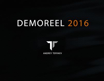 Motion graphic demoreel 2015-2016