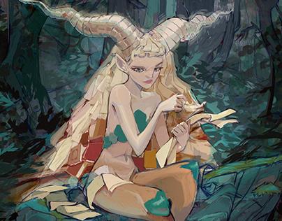 Character Design Challenge - Norse Gods