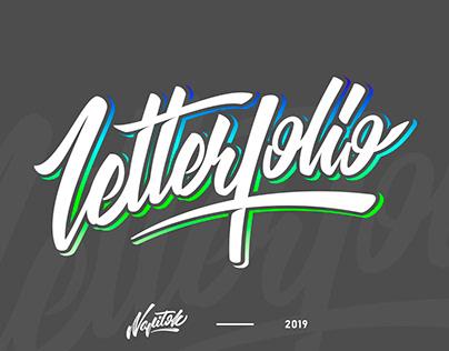 Letterfolio №1 2019