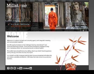 Millstone Website
