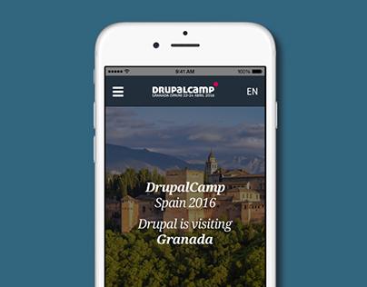 DrupalCamp Spain 2016