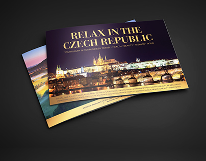 White Orchid – luxury tours brochure