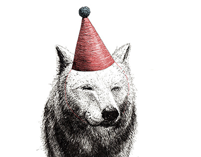 Wolf & the Little Red Hat