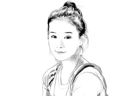 Japanese Actress-Aoi Yu