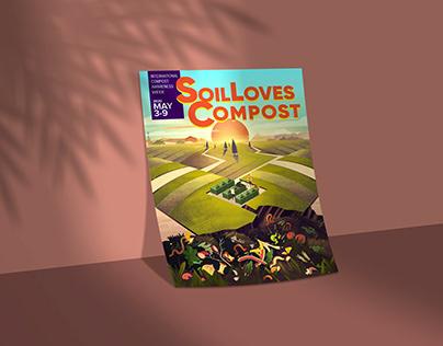 SOIL LOVES COMPOST