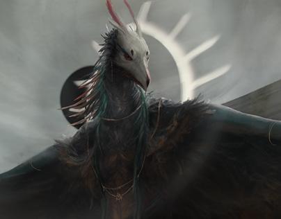 Overlu, Crow of the Night Music
