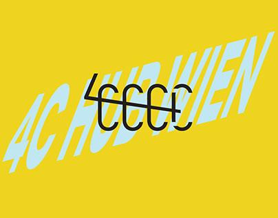 4C Hub Wien // Brand Strategy & Identity Design