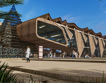 International Nile Museum Compition