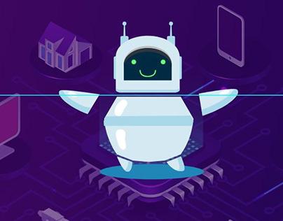 Chatbot Animation UI/UX