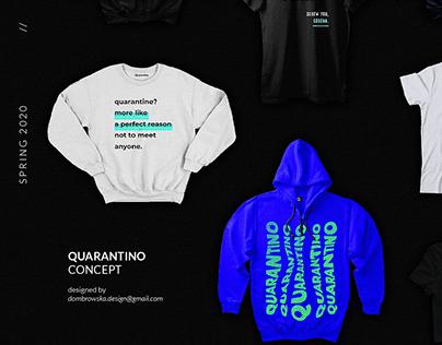 QUARANTINO / HOMEWEAR