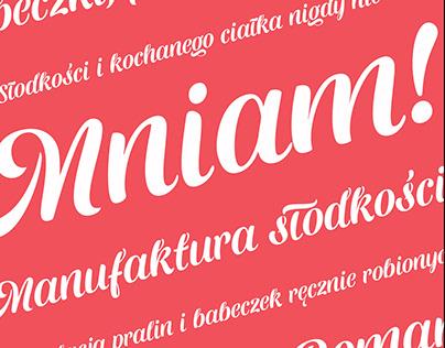 Goplanka font