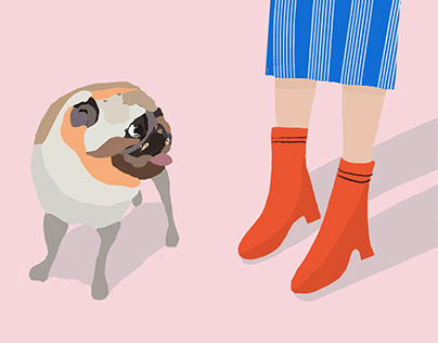 dogs&shoes