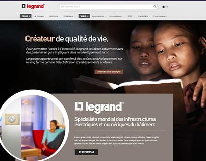 Legrand International
